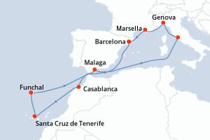 9a3dfc14eb MSC Poesia (MSC Cruceros) : Cruceros 2019 – 2020, precios, fotos ...