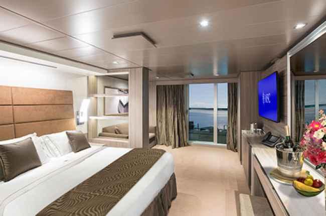MSC Seashore (MSC YACHT CLUB) : Crociere 2021 – 2022, prezzi, foto,  itinerari...