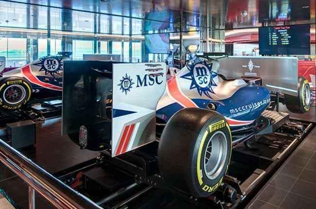 Crociere MSC Grandiosa : Tariffe e Promo 2019, itinerari ...