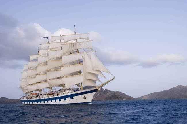 Vos différents types d'embarcation préférés  Royal-clipper