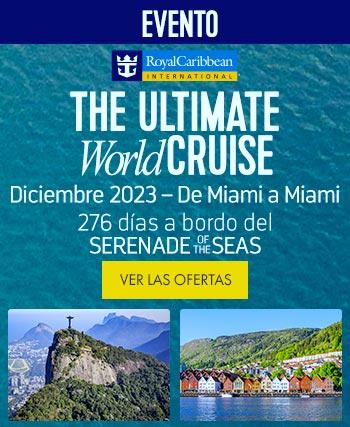 Cruceros Vuelta Al Mundo 2021